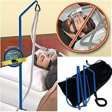 CPAP Hose Holder Bed Sleep Sleeping Tangle Proof Tube Oxygen Adjustable Sturdy A
