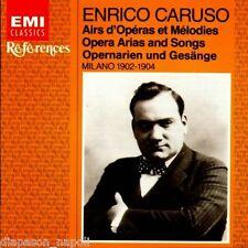 Enrico Caruso: Arie Da Opera e Canzoni / Opera Arias And Songs - CD