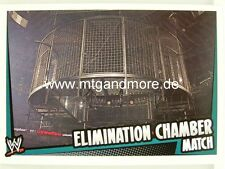Slam Attax Rumble - Elimination Chamber Match - Match Type