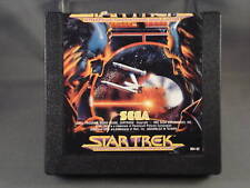 1983 Sega Star Trek Video Game