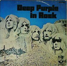 DEEP PURPLE ~IN ROCK~1st PRESS~AUSTRALIA~NO EMI~SHVL-777~1973 VINYL LP