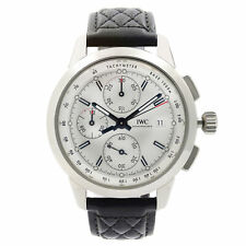 IWC Ingenieur W 125 Titanium Limited Silver Dial Automatic Mens Watch IW380701