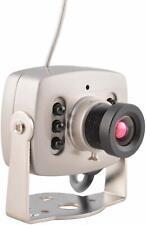 Telecamera di ricambio wireless analogica da 2.4Ghz con alimentatore