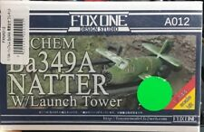 1/144 WW2 Fighter : Bachem Ba349A Netter W/Launch Tower [Germany] : Fox One