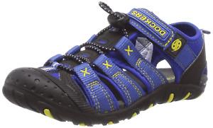 Dockers By Gerli 40TW650-637666 Unisex Kids Outdoor Sandals Trekking Blue