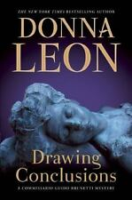 Drawing Conclusions (Commissario Guido Brunetti, No. 20) Leon, Donna Hardcover