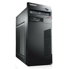Lenovo ThinkCentre M81 MT PC Intel Quad Core i5 4x 3,1GHz 4GB RAM 320GB HDD