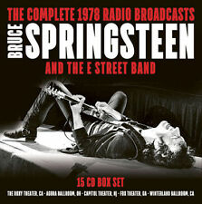 Bruce Springsteen & The E Street Band - Complete 1978 Radio Broadcasts 15cd Set
