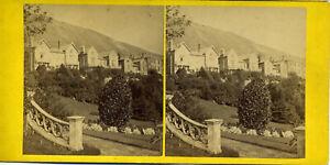 St. Boniface Terrace, VENTNOR, Isle of Wight 1860s