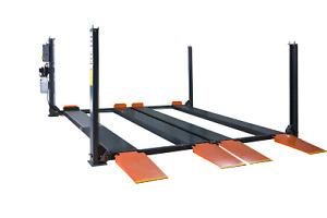 4 Post Parking Lift Ramp Car Stacker Tandem E4G 4436- EL