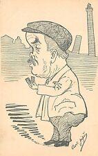 5434) BAGONGHI CLOWN E CAVALLERIZZO NANO DI BOLOGNA.