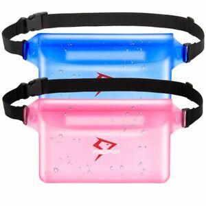 Piscifun Waterproof bag waist belt fishing kayak paddle board water sports