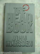 The Head Book by John Marsden pb G 2001 A77