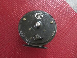 J W Young $ Sons Beaudex Fly Reel-ENGLAND