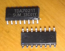 TDA7021T SMD circuit intégré SOP-16