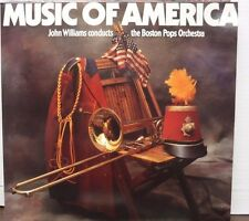 Music of America John Williams conducts the Boston Pops Orchestra TD16 121816LLE