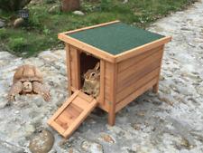 Wooden Rabbit Guinea Pig Tortoise Hide Hutch Chicken Pet Duck House Wood Shelter