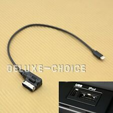 Audio Interface Adapter Cable For iPHONE 5 6 7 PLUS for LAND RANGE ROVER JAGUAR