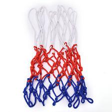 Standard Basketball Hoop Net Durable Nylon Thread Netball Rim Mesh Nets