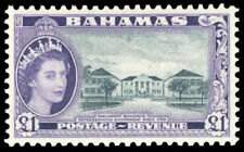 Mint Never Hinged/MNH Cats Bahamian Stamps (Pre-1973)