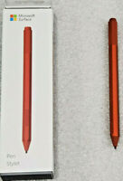 Microsoft Surface Pen Stylus For Surface Pro X 7 6 5 4 Book 2 Poppy RED