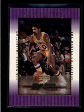 NORM NIXON 2000 UPPER DECK LAKERS MASTERS COLLECTION X CARD #027/300 AB8391