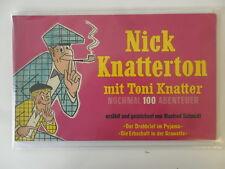 Südverlag - Nick Knatterton - 1. Auflage 1955 - Zustand: 2