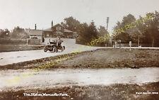 Worcester Park Railway Station Photo. Motspur Park - Ewell. Epsom Line. LSWR (4)