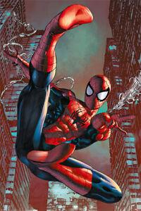 "Spider-Man - Marvel Comics Poster / Print (Web Slinging) (Size: 24"" X 36"")"