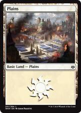 8x Plains 251//264 Near Mint MTG War of the Spark