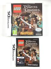 Lego Pirates des Caraibes DS / Jeu Sur Nintendo DS, 3DS, 2DS, New...