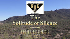 """""""Silence & Solitude"""" Calm Your Soul, with this Thought Provoking & Relaxing Dvd"""