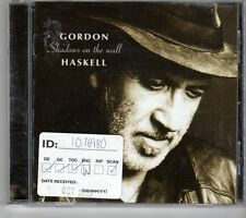 (GM37)  Gordon Haskell, Shadows on the Wall - 2002 CD