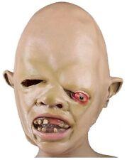 Halloween Cosplay Costume Disguise Horror Rubber Mask Alien UFO Strange