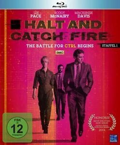 Halt and Catch Fire - The Battle For CTRL Begins - Staffel 1 [Blu-ray/NEU/OVP]