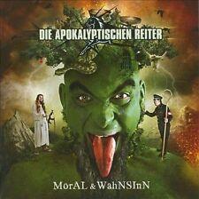 Moral & Wahnsinn  Die Apokalyptischen Reiter CD ( FREE SHIPPING)