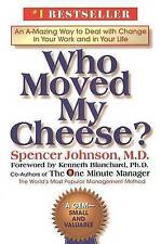 Who Moved My Cheese? by Spencer Johnson (Hardback) #2291