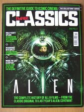 Empire Classics Issue 4 2018 Alien Complete History Ridley Scott Weaver Covenant
