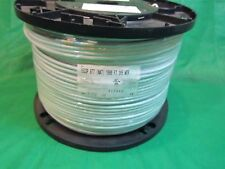 Belden 4812 23//4P CAT6E 600MHz IBDN DataTwist Network Cable CMR-LP White //100ft