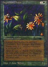 1x Argothian Pixies MTG Antiquities NM Magic Regular
