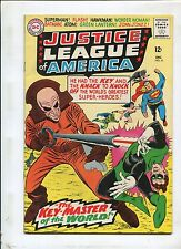 Justice League Of America #41 (7.0) Intro And Origin The Key! 1965