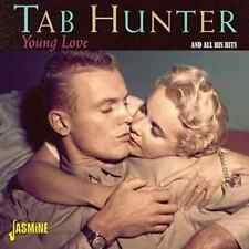 Tab Hunter Young Love and all His Hits CD Jasmine Records 2016