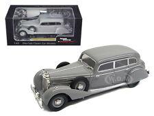 1938 MERCEDES 770K SEDAN PULLMAN GREY 1/43 MODEL CAR BY SIGNATURE MODELS 43701