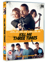 Kill Me Three Times DVD (2016) Simon Pegg, Stenders (DIR) cert 15 ***NEW***