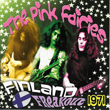 Pink Fairies - Finland Freakout 1971 (Live CD Album)   PSYCH MONSTER