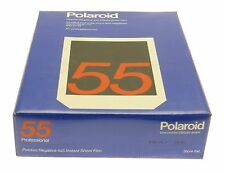 POLAROID POSITIVE NEGATIVE 4X5 INSTANT SHEET FILM BLACK WHITE X20 SEALED EXP1997