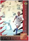 1994 UPPER DECK PLAYER OF THE YEAR HOLOGRAM: THOMAS DOOLEY #WC2 WORLD CUP USA