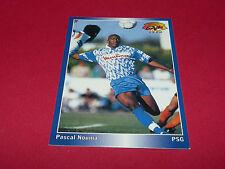 PASCAL NOUMA PARIS SAINT-GERMAIN PSG PANINI FOOTBALL CARD 1994-1995