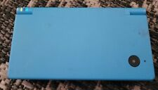 Ice Blue Nintendo DS Lite no Stylus pen - No Charger Included -Handheld System