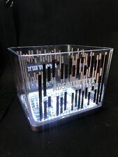 Absolut ELYX Vodka LED Flaschen Kühler Deko Bar Ice Bucket Restaurant NEU OVP
